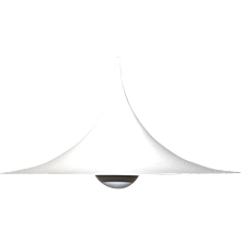 Semi Hanging Light by Claus Bonderup & Torsten Thorup 1967