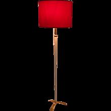 Kalmar Floor Lamp Vienna 1950s