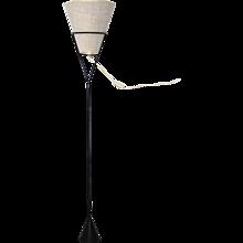 CARL AUBÖCK Floor Lamp Reversible Lamp Vienna 1951/52