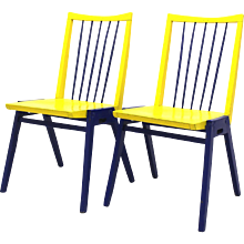 Pair of Chairs by Roland Rainer 1952 Austria