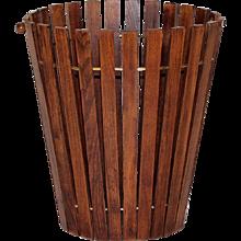 Waste Paper Basket Austria 1960s