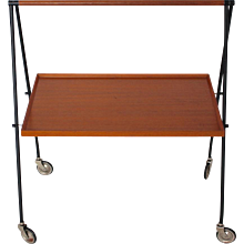 Serving Trolley by Cosack 1960s