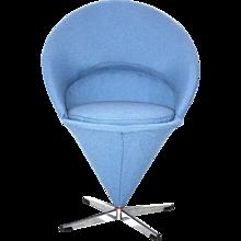 Cone Chair by Verner Panton 1958 Denmark