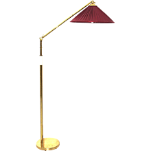 Floor Lamp by J.T.Kalmar 1930