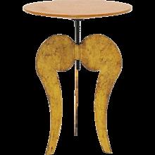 Occasional Table by Sergio Terzani, Scandicci, Jean Francois Crochet 1985