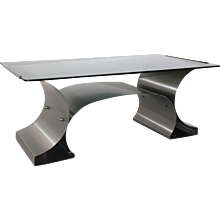 Coffee Table by Francois Monnet circa 1970 France