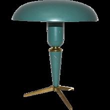 Trilegged Table Lamp by Louis Kalff 1958