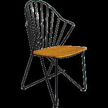 """Astoria"" Side Chair by V. Moedlhammer for Sonett, Vienna circa 1955"