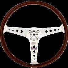 Sport Car Steering United Kingdom 1960s