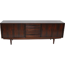 Rosewood Sideboard by Dyrlund Denmark 1960s