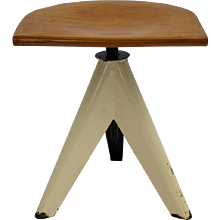 Industry Stool 1950s