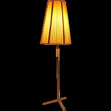 Viennese Floor Lamp circa 1950