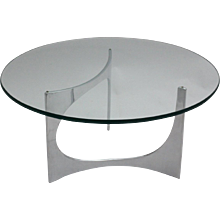 Coffee Table by Knut Hesterberg Germany circa 1970