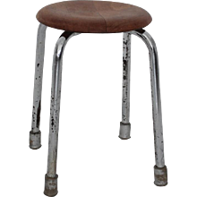 Bauhaus Industry Stool 1930s