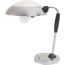 Bauhaus Desk Lamp by Christian Dell 1930s Germany