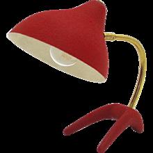 Louis Kalff Table Lamp Netherlands 1950s