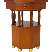 Art Deco Show Case Table 1920s