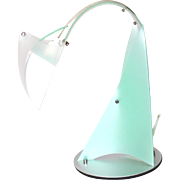 Green Desk Lamp Slamp: by Massimiliano Datti Italy 2000