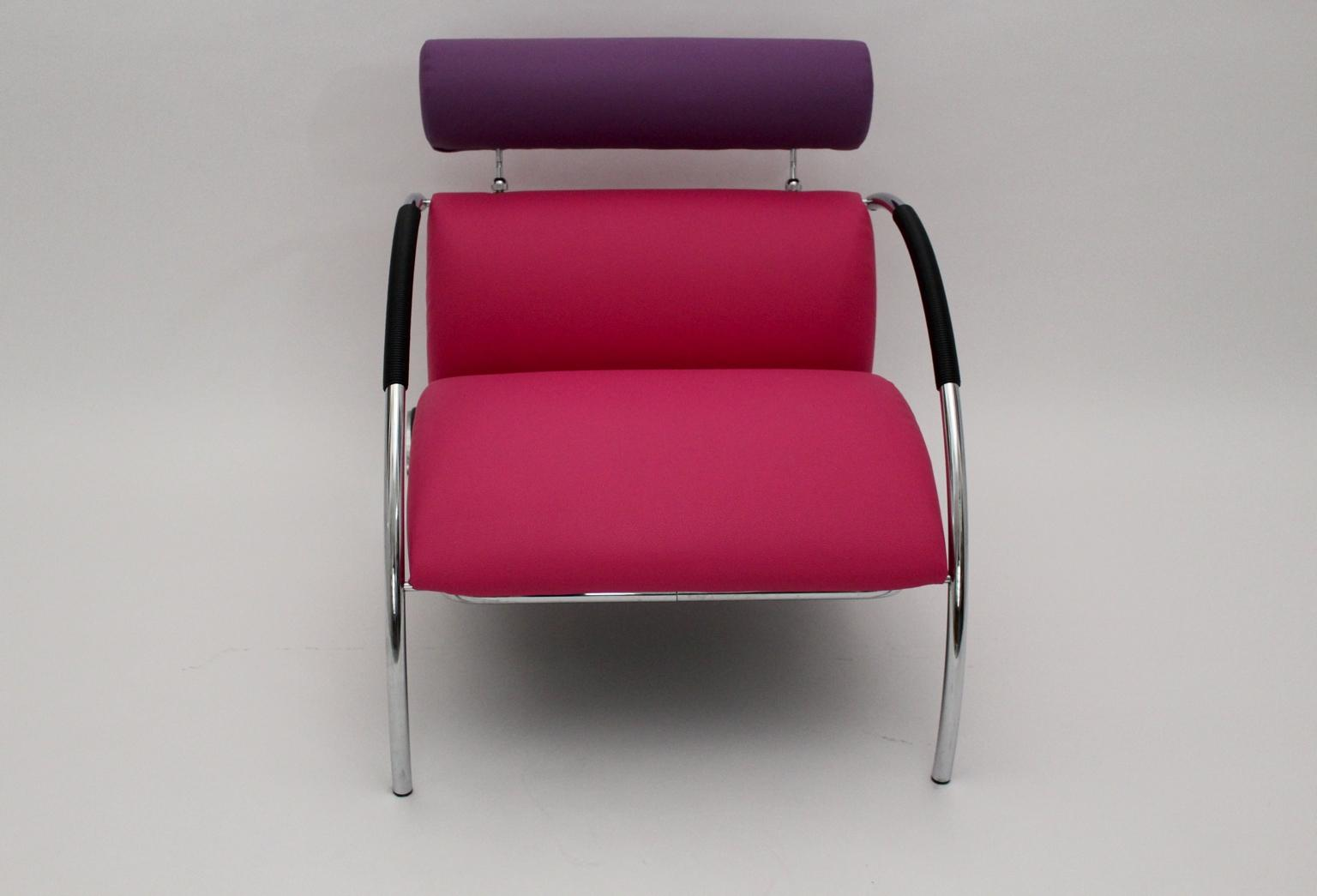 Lounge chair zyklus by peter maly 1980s germany from for Annabelle chaise