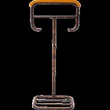 Bauhaus Tube Steel Valet 1930s