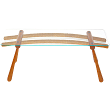 Coffee Table by Max Kment circa 1950