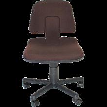 Desk Chair Vitramat by Wolfgang Mueller Deisig, 1976