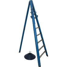"20th Century Coat Rack and Ladder ""Dilemma"" by Giancarlo Piretti"