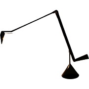 Architect Desk Lamp Zelig by Walter A. Monici 1980s