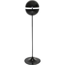 Black Floor Lamp by Andrea Modica