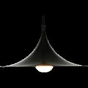 Semi Hanging Light by Claus Bonderup & Torsten Thorup 1967