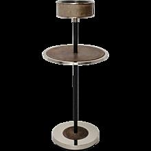 Chromed Side Table 1970s