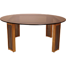 Brass and Chrome Coffee Table by Banci, Italy, c. 1970