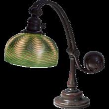 Tiffany Studios Balance Weight Desk Lamp