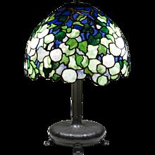Tiffany Studios 'Snowball' Table Lamp
