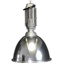 Large Vintage Industrial Pendant Lamp - Ceiling Lamps