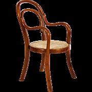 Bentwood Children Chair By Thonet