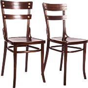 Thonet Dining Room Chairs