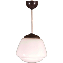 Bauhaus Bakelite Pendant Lamp