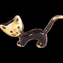 Cat By Walter Bosse