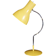 Mid Century Table Lamp By Josef Hurka For Napako