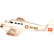 Tekno No.488 Twin Engine Hospital Plane Model