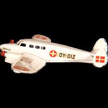 Tekno No.488 Twin Engine Hospital Plane Model