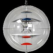 Verner Panton Large Globe Pendant