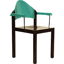 Thonet Plywood Armchair Stackable