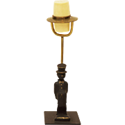 Brass Salt Shaker By Walter Bosse For Hertha Baller