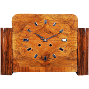 Large Art Deco Mantel Clock