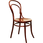 Bentwood Chairs Attributed to Thonet