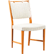 David Rosèn Futura Chairs for Nordiska Kompaniet