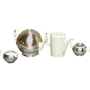Thermisol Coffee and Tea Set by Furstenberg