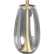 Miles 1C Pendant Light Gold Finish
